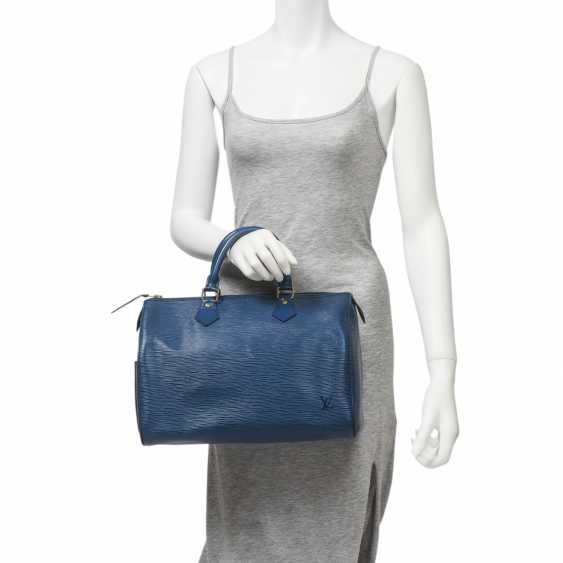 """LOUIS VUITTON VINTAGE handbag """"SPEEDY 30"""", collection 1991. - photo 2"""