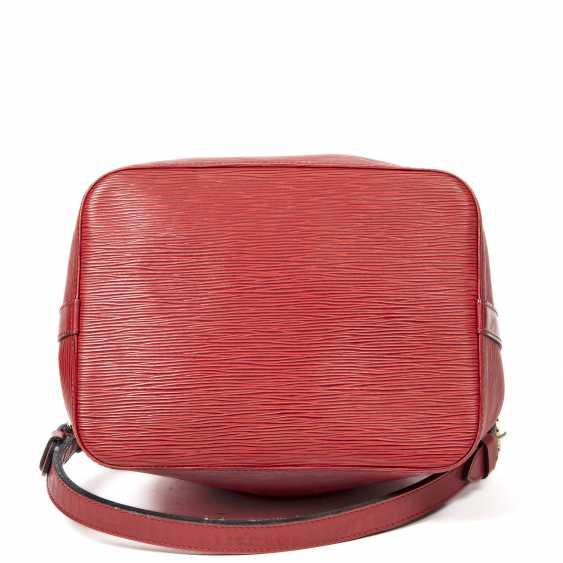 """LOUIS VUITTON VINTAGE bag """"NOÉ PM"""", collection 1995. - photo 2"""
