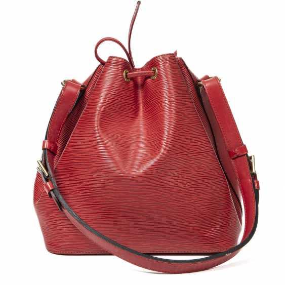 """LOUIS VUITTON VINTAGE bag """"NOÉ PM"""", collection 1995. - photo 3"""