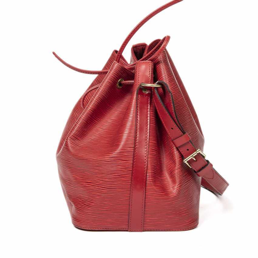"""LOUIS VUITTON VINTAGE bag """"NOÉ PM"""", collection 1995. - photo 5"""