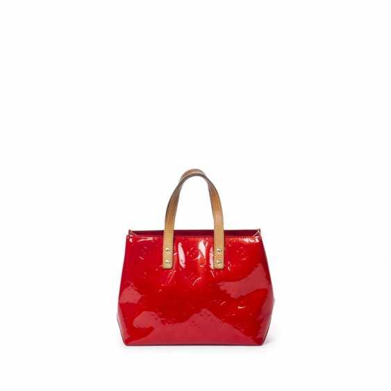 """LOUIS VUITTON handbag """"READE"""", in the collection of 2003. - photo 1"""