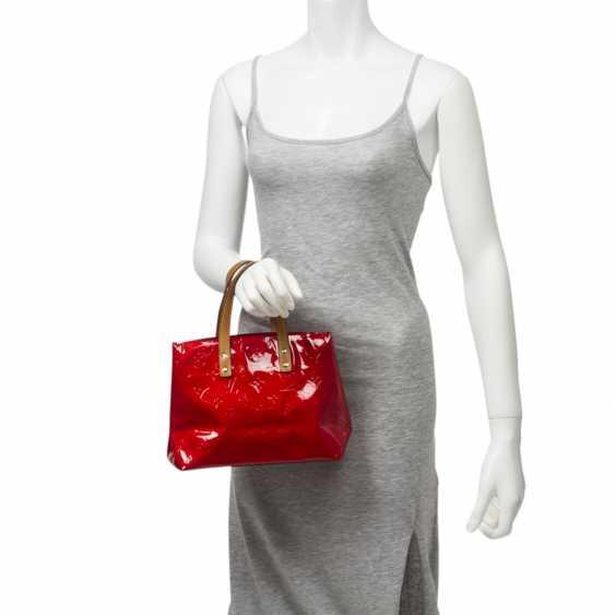 """LOUIS VUITTON handbag """"READE"""", in the collection of 2003. - photo 2"""