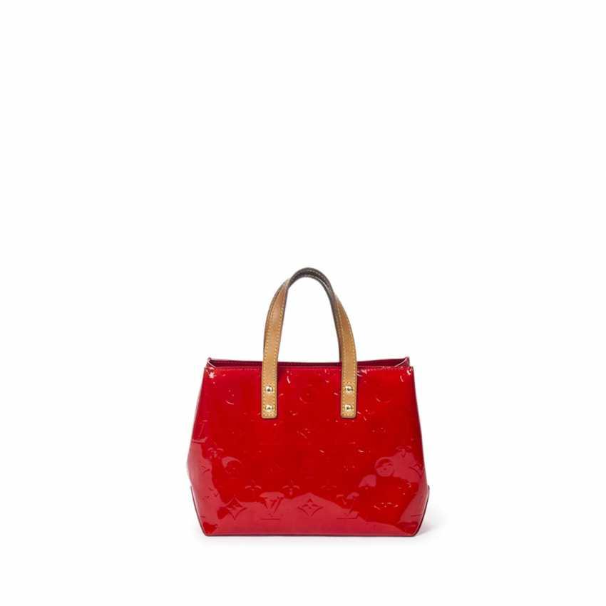 """LOUIS VUITTON handbag """"READE"""", in the collection of 2003. - photo 3"""
