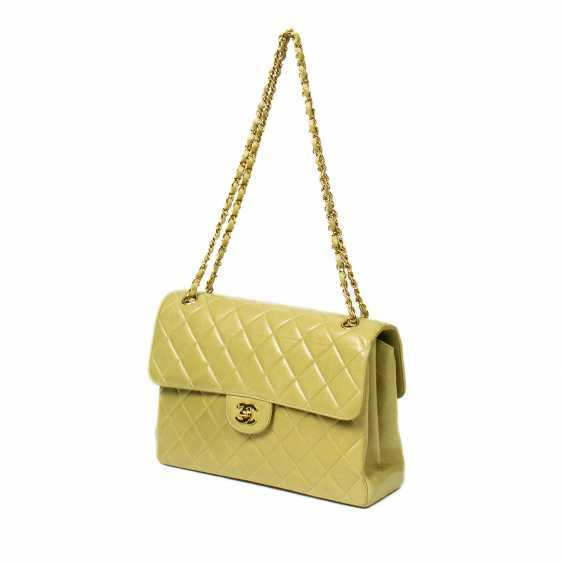 """CHANEL shoulder bag """"TWIN JUMBO"""", in the collection 1996/1997. - photo 6"""