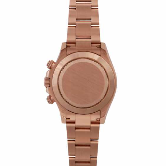ROLEX Daytona Chronograph Men's Watch, Ref. 116505. Rose Gold 18K - photo 2