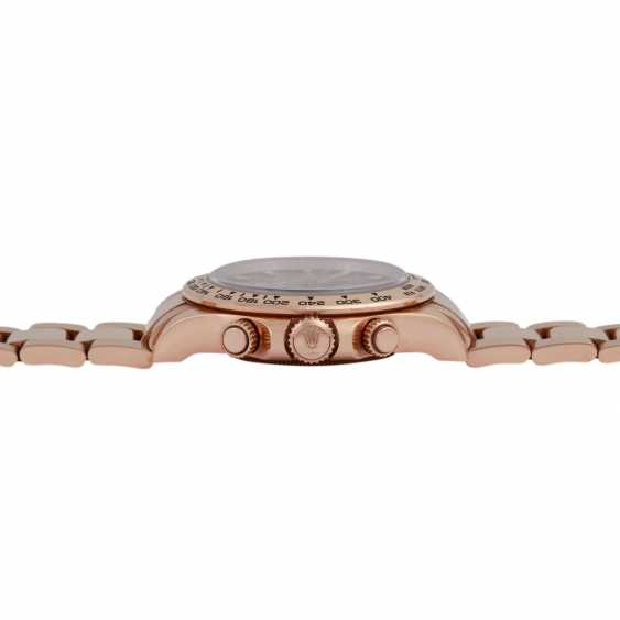 ROLEX Daytona Chronograph Men's Watch, Ref. 116505. Rose Gold 18K - photo 3