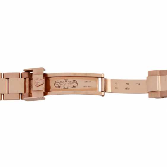 ROLEX Daytona Chronograph Men's Watch, Ref. 116505. Rose Gold 18K - photo 6