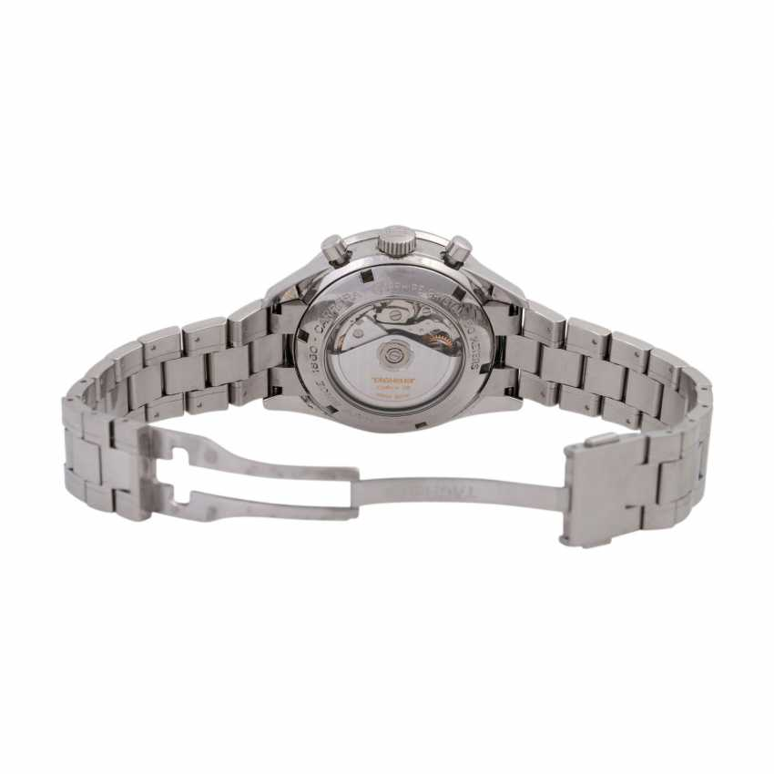 TAG HEUER Carrera Chronograph men's watch, Ref. CV 2010. Stainless steel. - photo 2