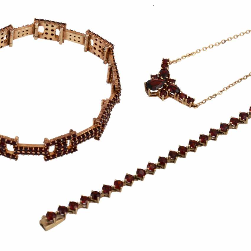 Jewelry mixed lot of 8K, 10-piece, - photo 4