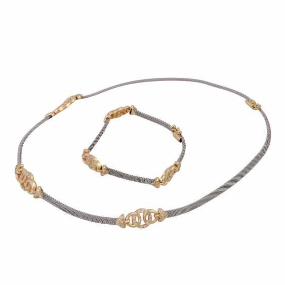 Jewelry 14K, 2 vintage piece, - photo 1