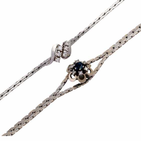 Jewelry 14K, 6 vintage piece, - photo 2