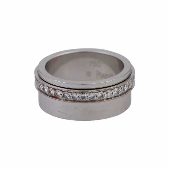 """PIAGET Ring """"Possession"""" with a mobile brilliant band - photo 2"""
