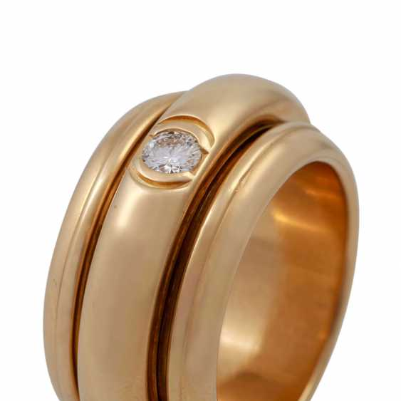 "PIAGET Ring ""Possession"" mit 1 Brillant - photo 5"
