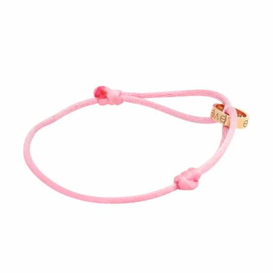 "CARTIER Armband ""LOVE"" in Pink - Foto 3"