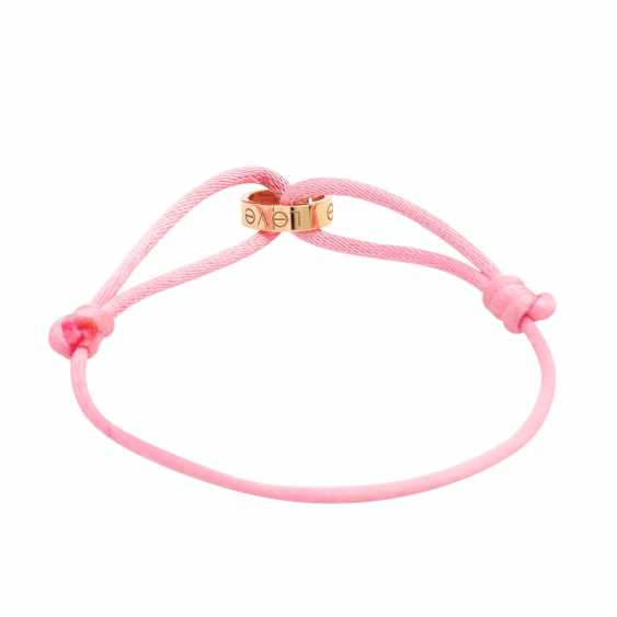 "CARTIER Armband ""LOVE"" in Pink - Foto 4"