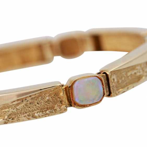 Bracelet with opals - photo 5