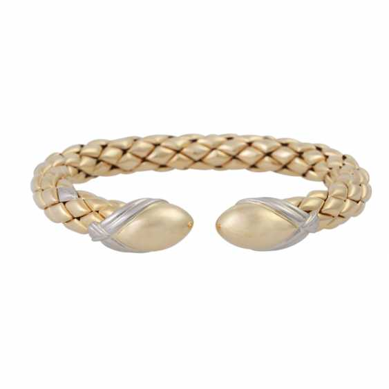 CHIMENTO bracelet with braid pattern - photo 1
