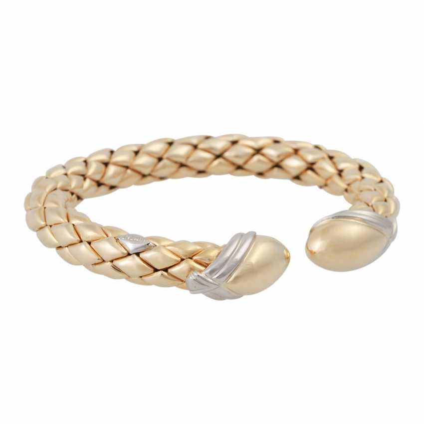 CHIMENTO bracelet with braid pattern - photo 2