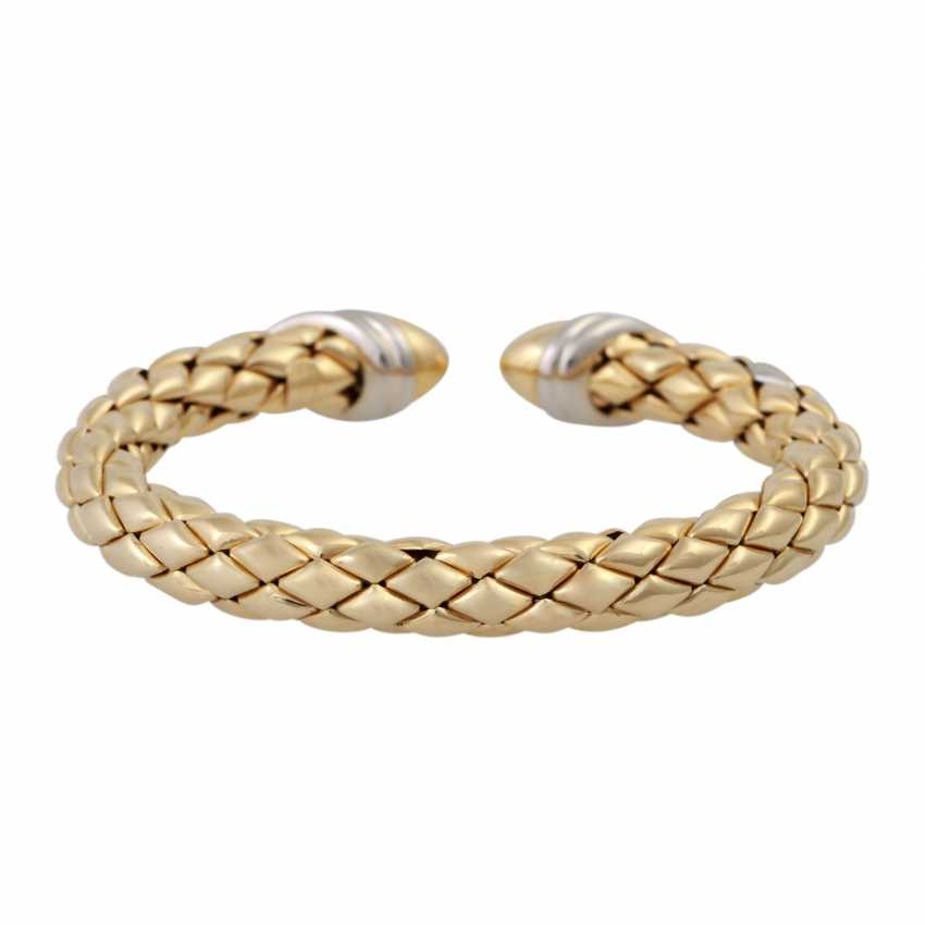 CHIMENTO bracelet with braid pattern - photo 3