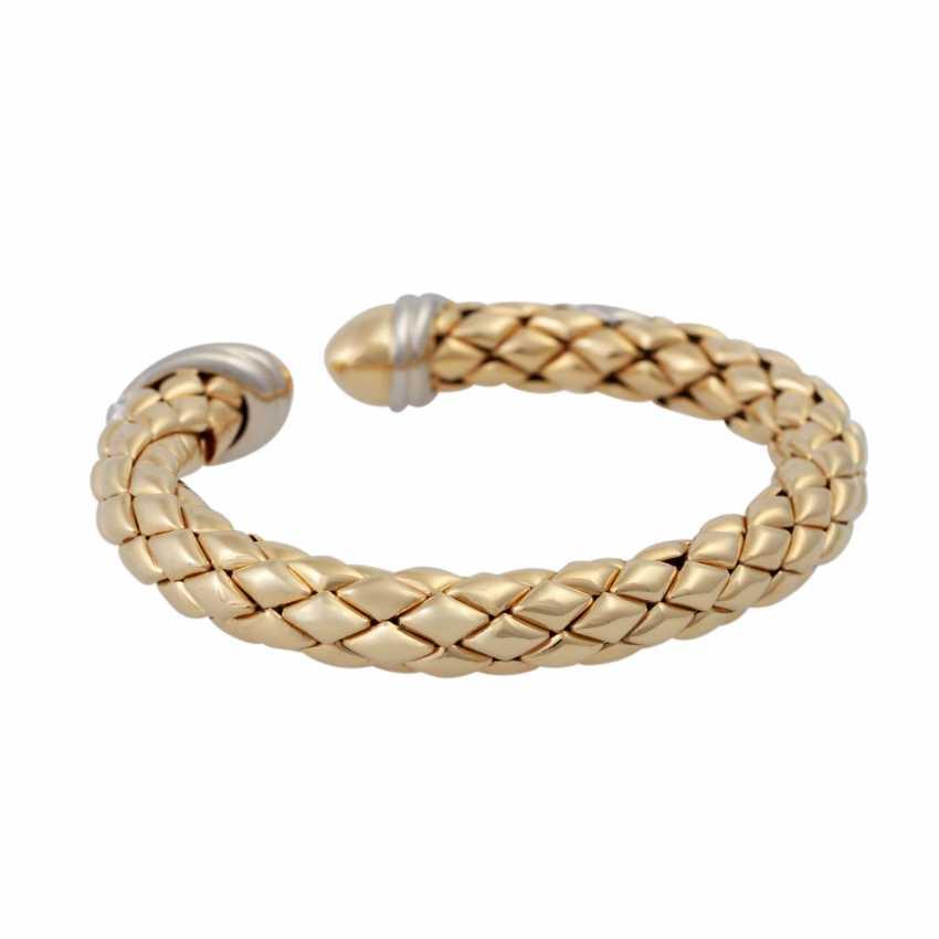 CHIMENTO bracelet with braid pattern - photo 4