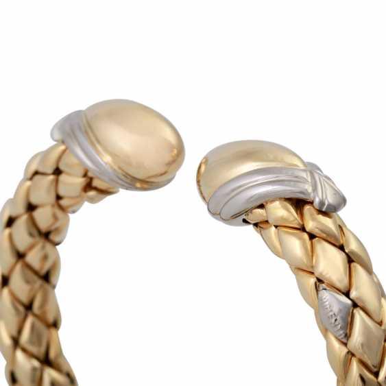 CHIMENTO bracelet with braid pattern - photo 5