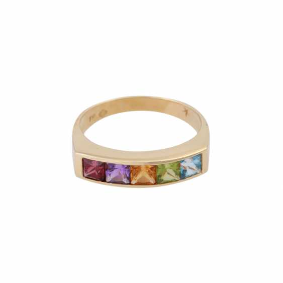 H. STERN Ring with precious stones, - photo 1