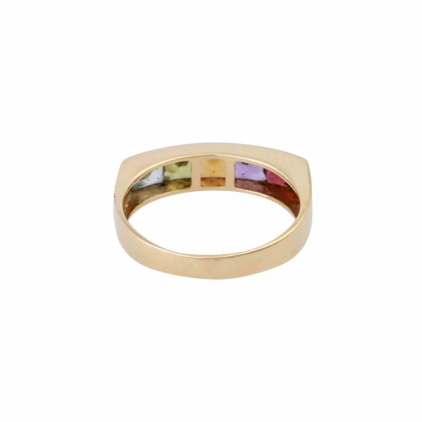 H. STERN Ring with precious stones, - photo 4