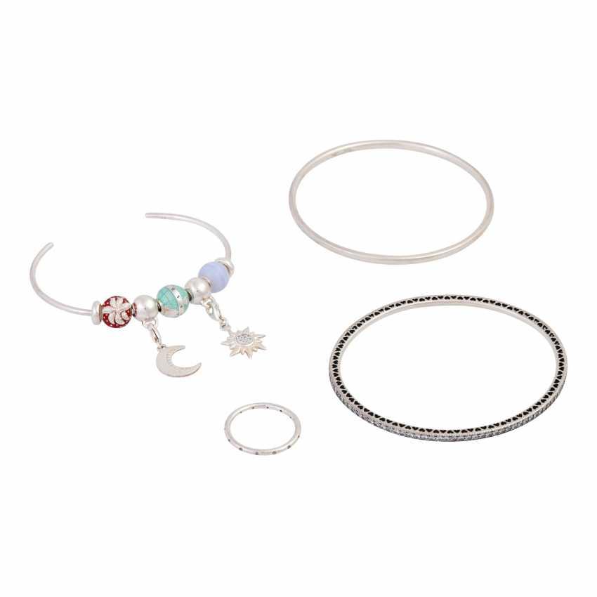 Vintage silver jewelry 4-piece set, part of THOMAS SABO - photo 1