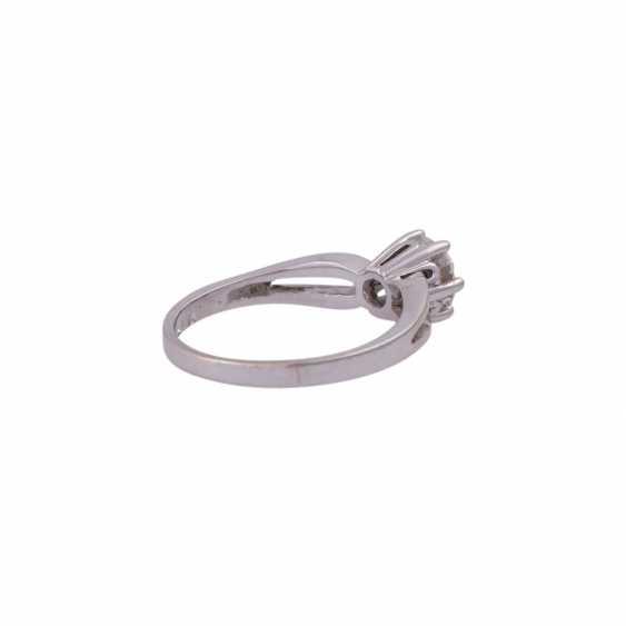 Diamantsolitär Ring ca. 0,92 ct - photo 3