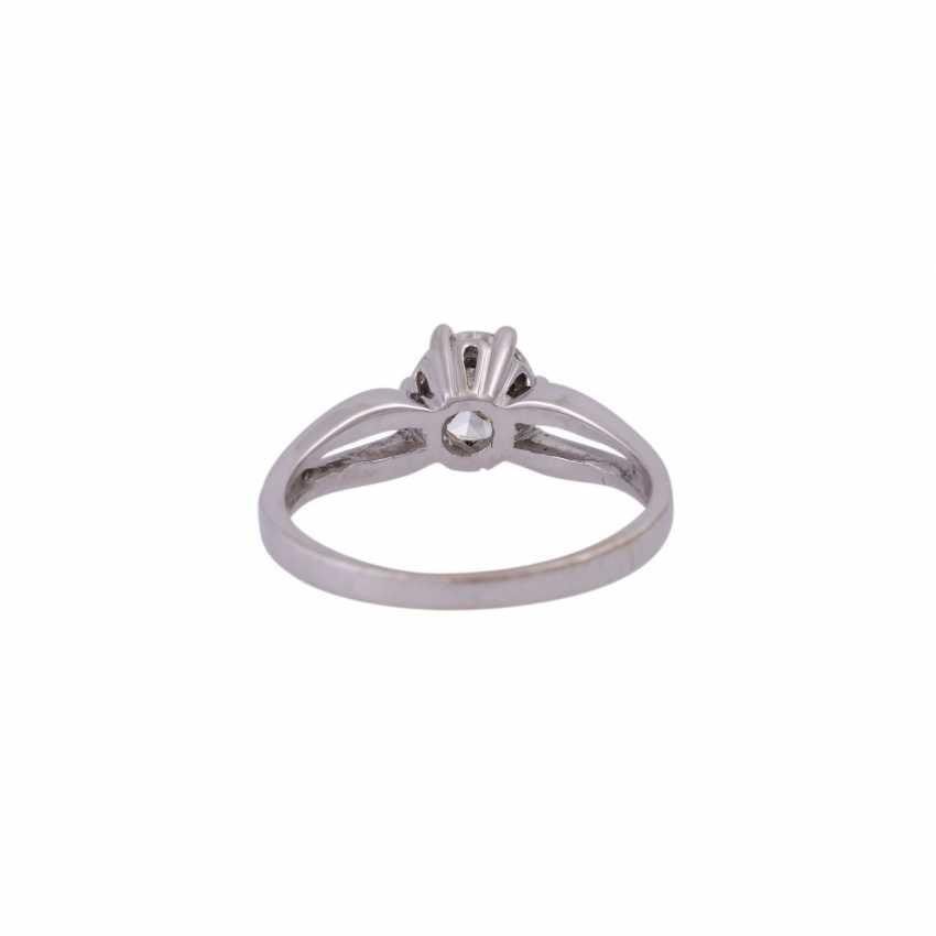 Diamantsolitär Ring ca. 0,92 ct - photo 4