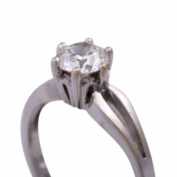 Diamantsolitär Ring ca. 0,92 ct - photo 5