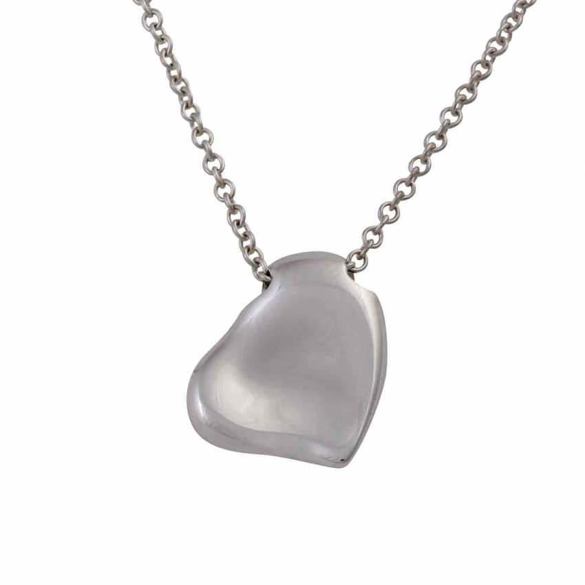 "TIFFANY & CO Collier ""Full Heart"" - photo 2"