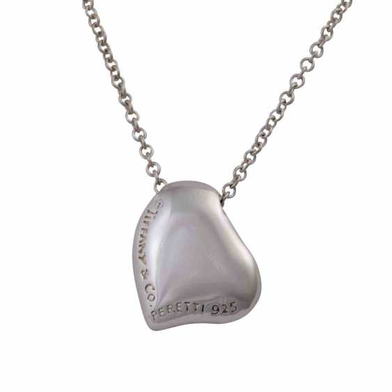 "TIFFANY & CO Collier ""Full Heart"" - photo 3"