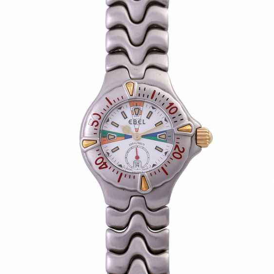 EBEL sport wave wristwatch, Ref. 6012521, CA. 1980/90s. - photo 1