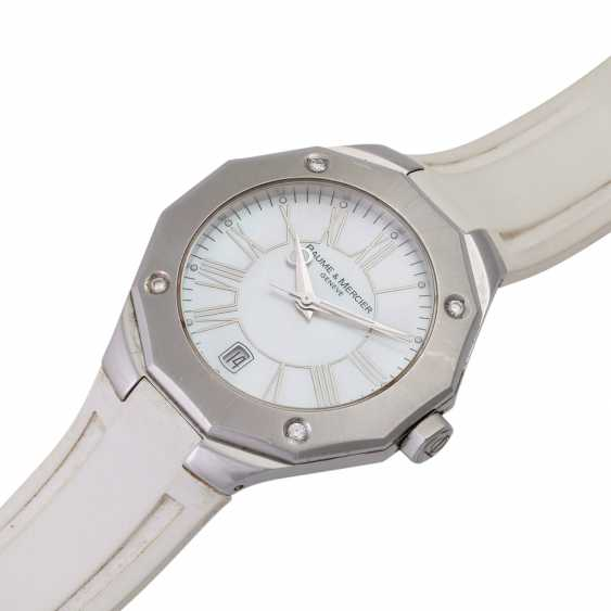 BAUME & MERCIER Riviera Damenuhr, Ref. MOA 08756. - photo 4
