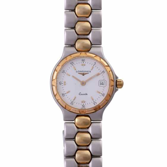 LONGINES Conquest women's watch, Ref. L1.114.3, approximately 1990s. - photo 1