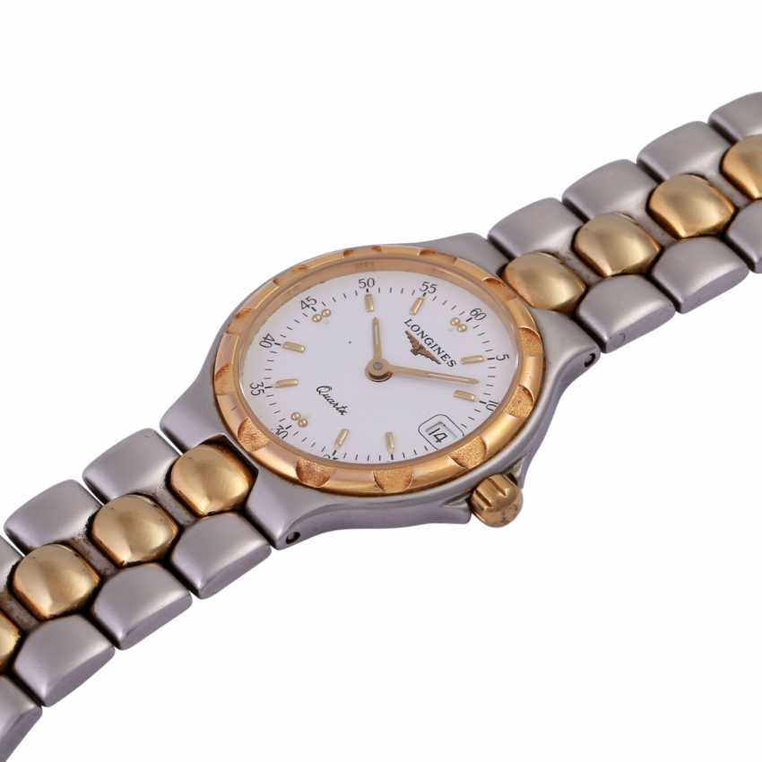 LONGINES Conquest women's watch, Ref. L1.114.3, approximately 1990s. - photo 4