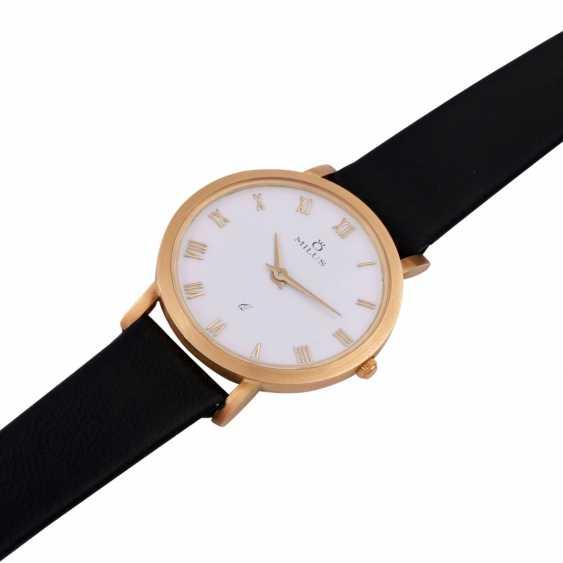MILUS Classic ladies watch. Case Gold 18K. - photo 4
