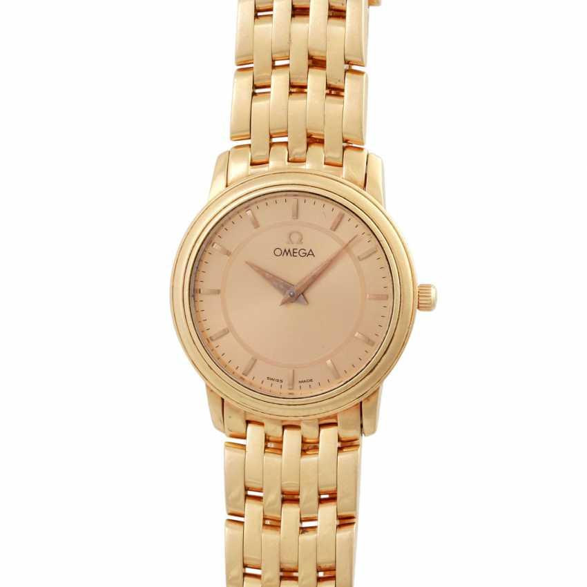 OMEGA De Ville Prestige women's watch, Ref. 595.1050, CA. 1990s. - photo 1