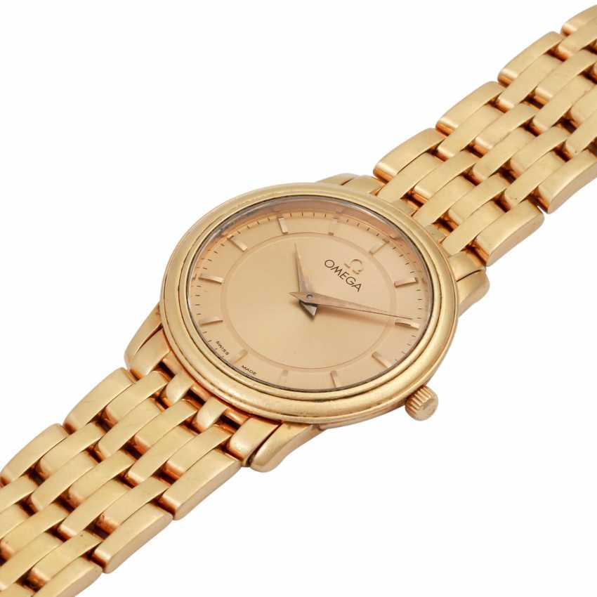 OMEGA De Ville Prestige women's watch, Ref. 595.1050, CA. 1990s. - photo 4