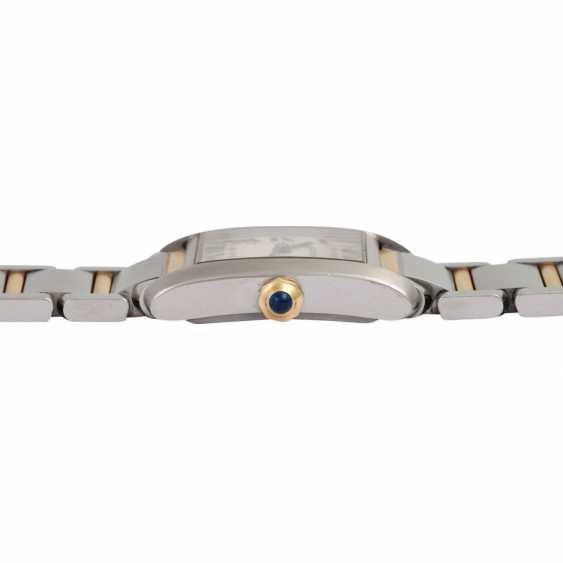 CARTIER Tank Francaise women's watch, Ref. W51012Q4. - photo 3