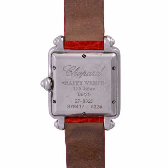 CHOPARD Happy Wempe Damenuhr, Ref. 27/8325. - photo 2