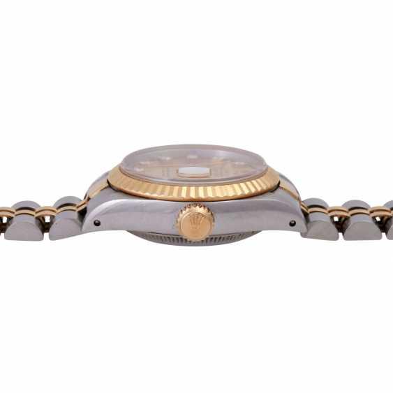 ROLEX Oyster Datejust women's watch, Ref. 69173, CA. 1980/90s. - photo 4