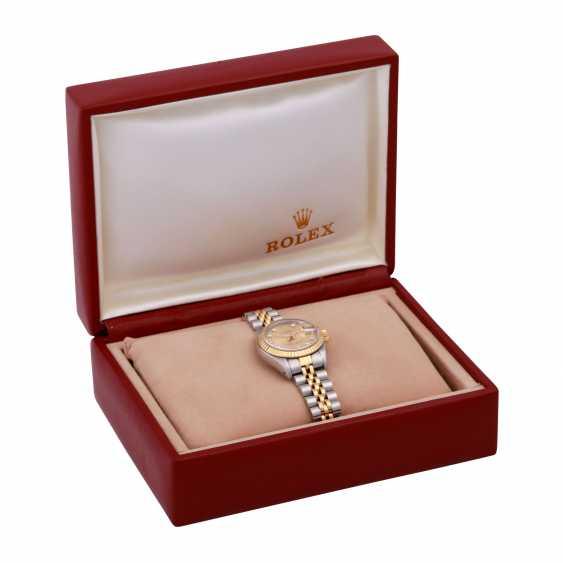 ROLEX Oyster Datejust women's watch, Ref. 69173, CA. 1980/90s. - photo 6