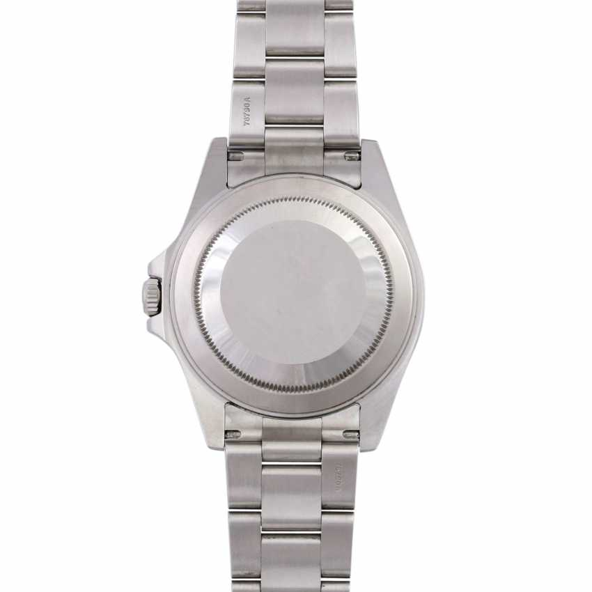 Мужские часы ROLEX Explorer II, Ref. 16570. Нержавеющая сталь. - фото 2