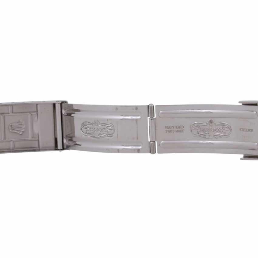 Мужские часы ROLEX Explorer II, Ref. 16570. Нержавеющая сталь. - фото 6