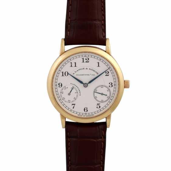 A. LANGE & SÖHNE 1815 On & Ab men's watch, Ref. 221.021. - photo 1