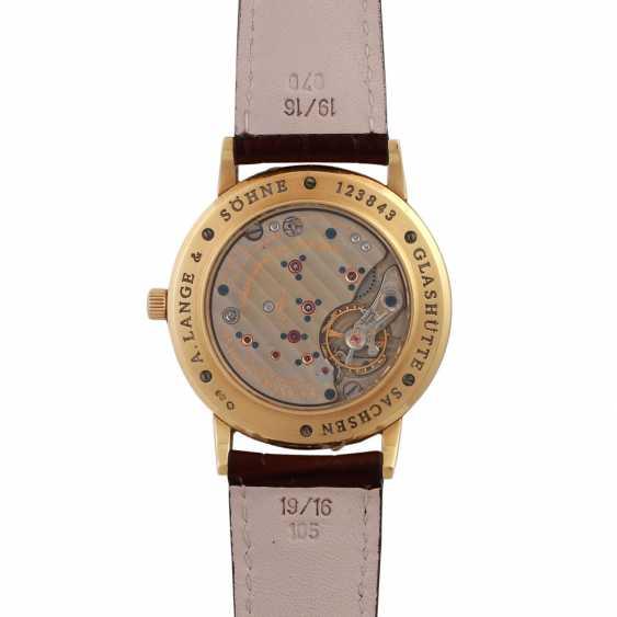 A. LANGE & SÖHNE 1815 On & Ab men's watch, Ref. 221.021. - photo 2