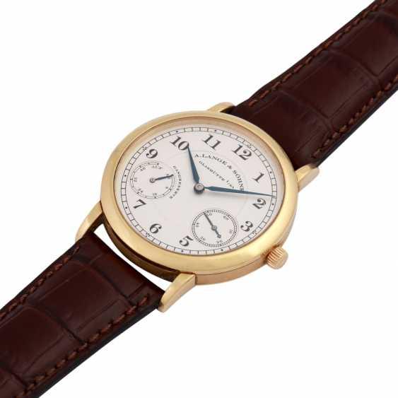 A. LANGE & SÖHNE 1815 On & Ab men's watch, Ref. 221.021. - photo 4