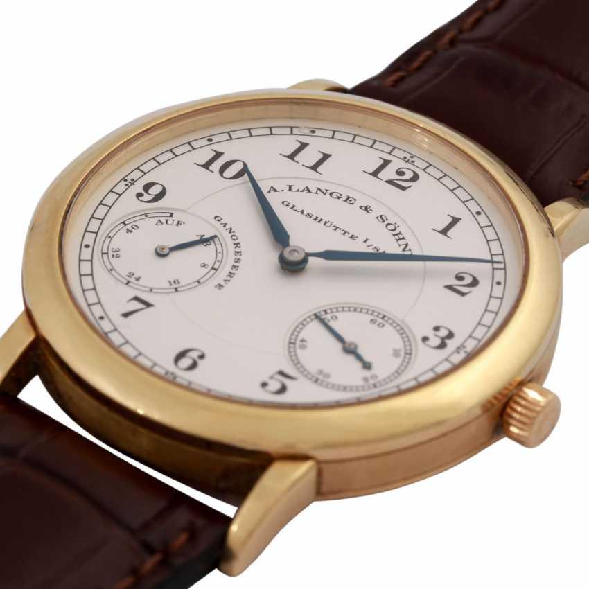 A. LANGE & SÖHNE 1815 On & Ab men's watch, Ref. 221.021. - photo 5
